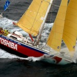 Being agile without knowing it – lessons from a yacht race