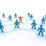 The value of social media in the workplace: the power of weak links